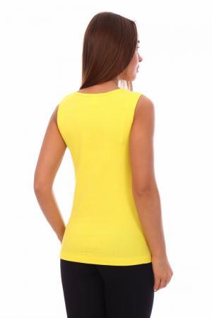 Майка женская (Р) (Жёлтый)  купить