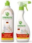 Средство чистящее для кухонных плит Synergetic 1 л  купить