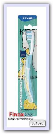Зубная щётка детская Rainbow Vesipedon (3-5 лет) Артикул: 301096 купить